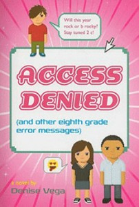ACCESS DENIED Book Cover