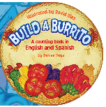 BUILD A BURRITO Book Cover